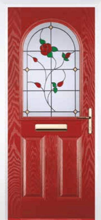 2 Panel 1 Arch